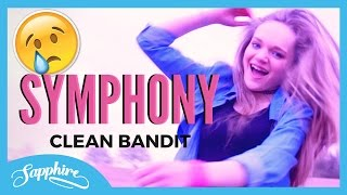 Video Symphony - Clean Bandit ft. Zara Larsson | Cover by Sapphire download MP3, 3GP, MP4, WEBM, AVI, FLV April 2018