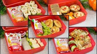 5 εύκολα σνακ για το σχολείο-5 easy snacks for school!!!