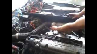 H22A all motor first start