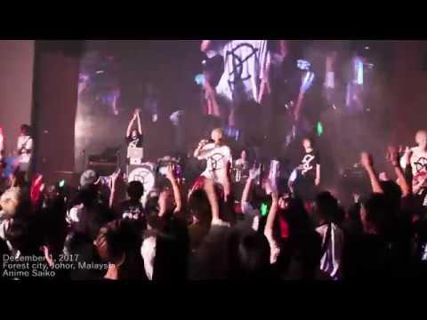 Re:ply Malaysia LIVE【Anime Saiko】前前前世 (Cover)