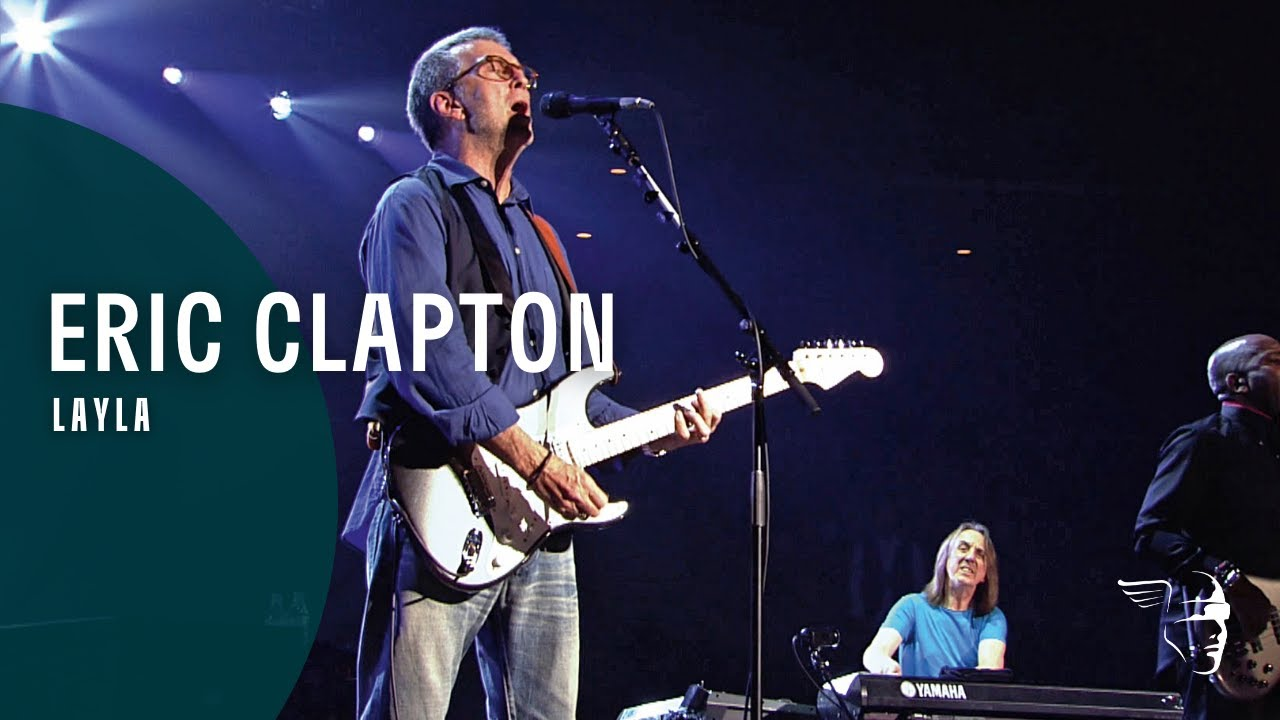 Eric Clapton - Layla (Planes, Trains And Eric)