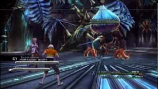 Final Fantasy XIII Playthrough - Part 49, Gapra Whitewood (9/9), Boss: Aster Protoflorian