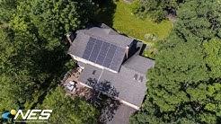 Solar Installation in Fayetteville, NY