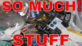 !!REALLY GREAT DUMPSTER HAUL!! Gamestop Dumpster Dive Night #324