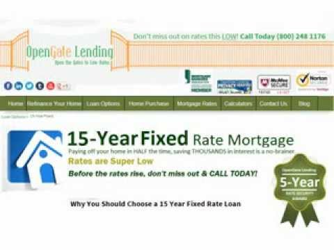 open-gate-lending---why-a-15-yr-fixed-rate-mortgage-makes-sense