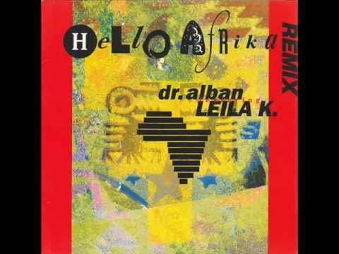 Dr. Alban feat. Leila K - Hello Afrika (Tech-Makossa Mix) Jam & Spoon