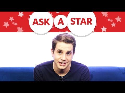 Ask a Star: Ben Platt of DEAR EVAN HANSEN