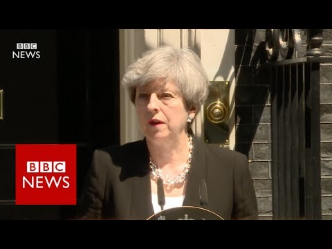 Finsbury Park attack: Theresa May condemns 'sickening' terror attack - BBC News