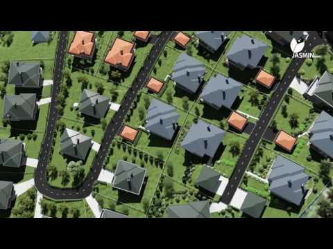 Jasmin Resort - 3D modeling and animation by BNpro Sarajevo