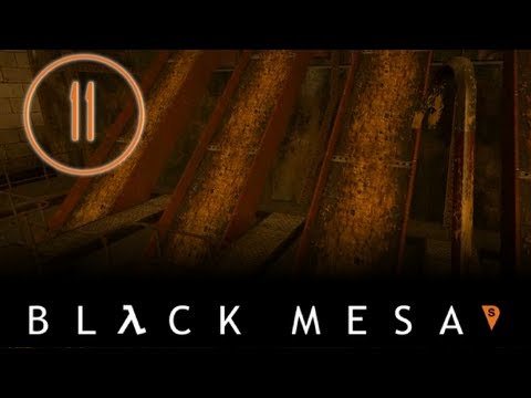 Raw Sewage in your Face! - Black Mesa Episode 11