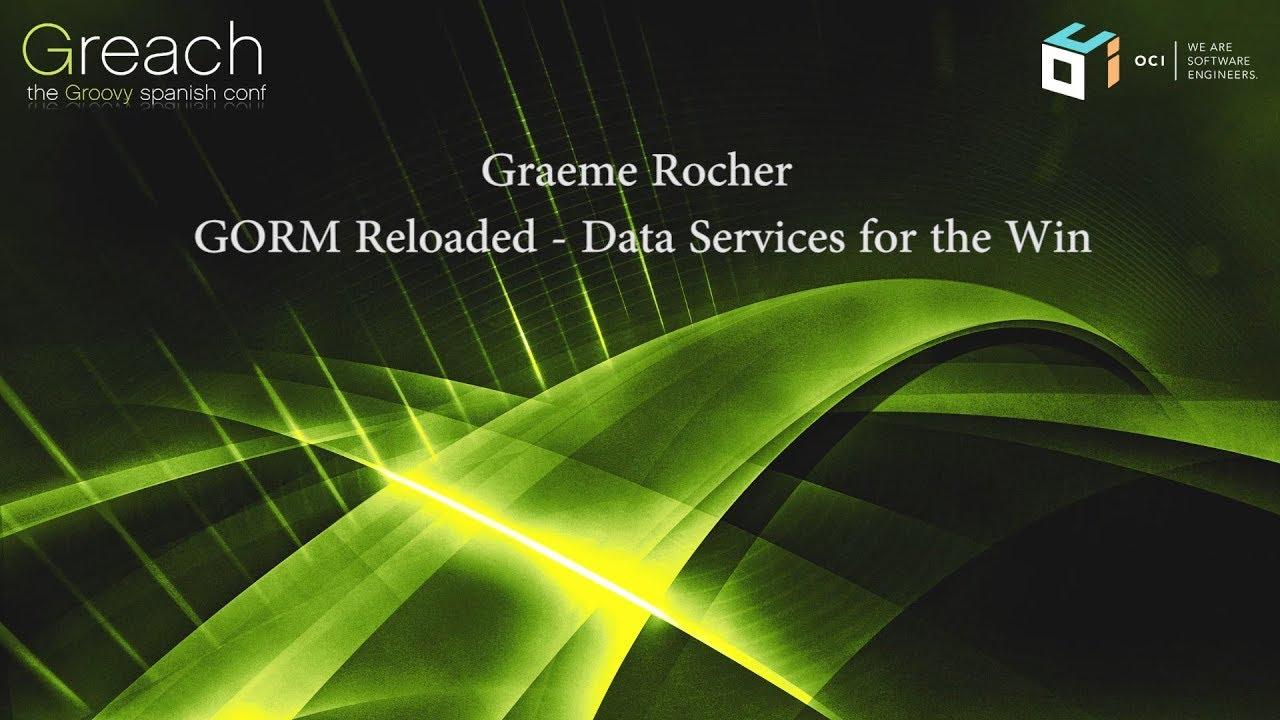Grails GORM Data Services | Grails Guides | Grails Framework