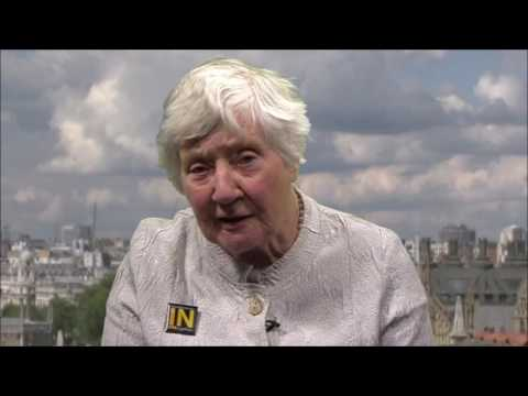 EU debate dominated by men, Shirley Williams says
