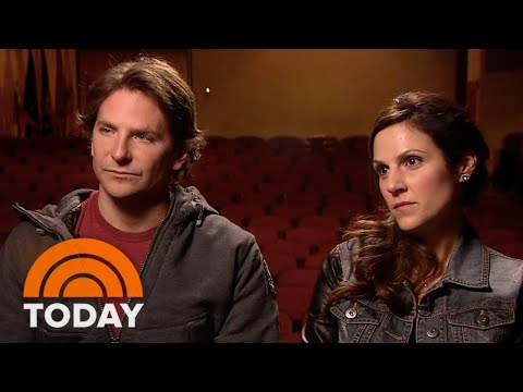 Bradley Cooper, 'American Sniper' Widow Join Forces To Tell Story  TODAY