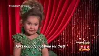 Toddlers and Tiaras - Ain