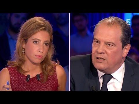 """Léa Salamé à J-C Cambadélis: """"Où sont les valeurs de la gauche quand il s'agit des migrants ?"""" #ONPC"""