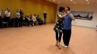Den lille vinter-tangofestival i København 2014, Workshop 105, Milonga og Tangovals introduktion