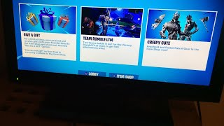 Fortnite gifting is here