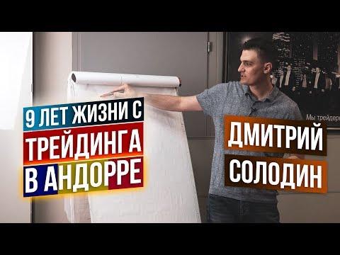 Об управлении хедж-фондом и опционных стратегиях - Дмитрий Солодин