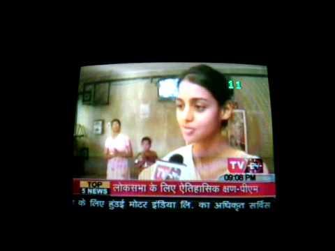 Krishna KAnt Malviya On National News TV24!!!!