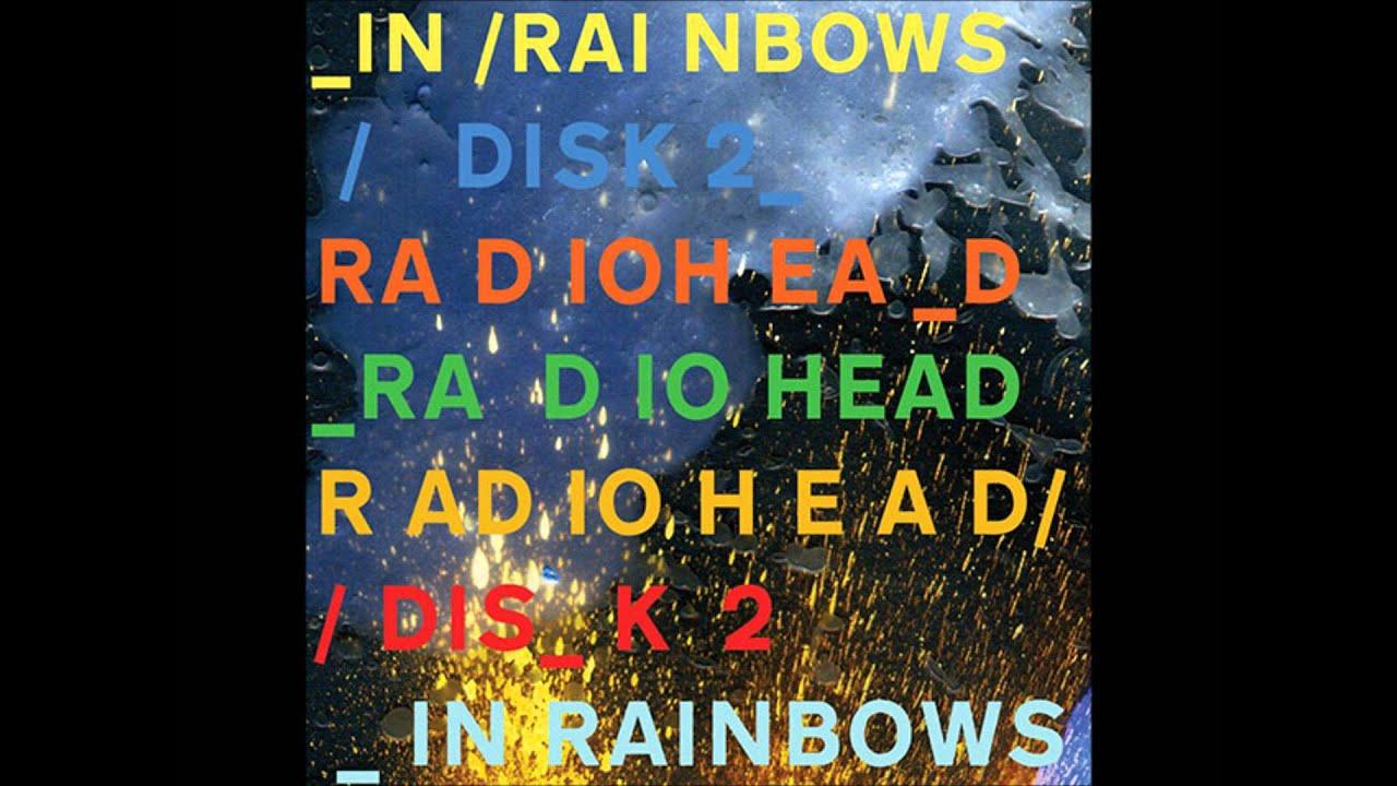 Radiohead bangers and mash lyrics