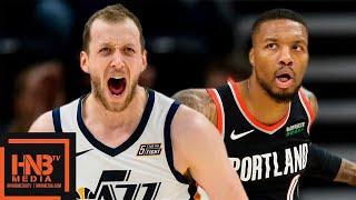 Utah Jazz vs Portland Trail Blazers - Full Game Highlights | October 16, 2019 NBA Preseason