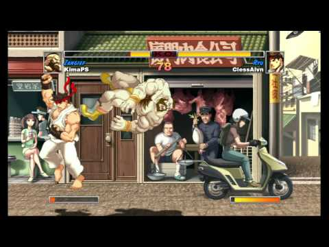 Super Street Fighter II Turbo HD PSN - 720p