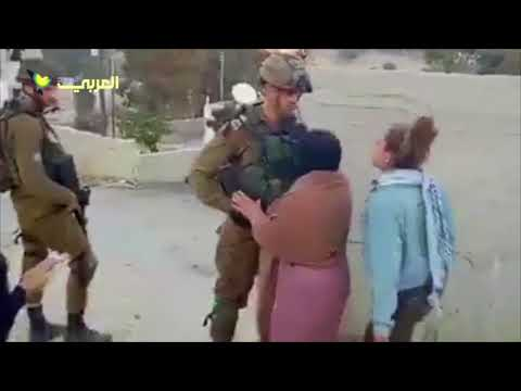 عهد التميمي الطفلة الفلسطينية التي قهرت جنود الاحتلال