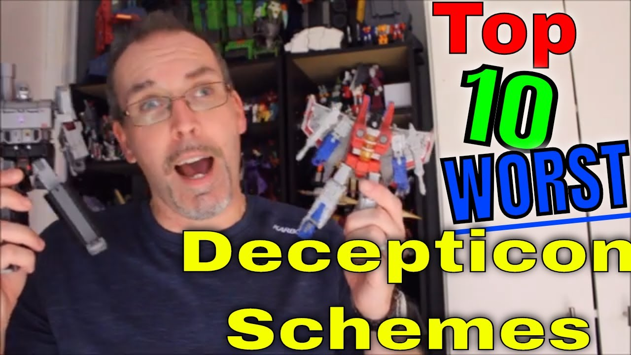 GotBot Counts Down: The Top 10 WORST Decepticon Schemes