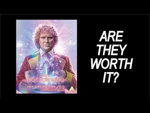 Classic Doctor Who On Blu-Ray - Is It Worth It?