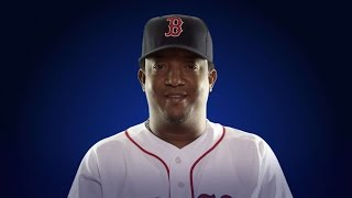 Watch a special message with Pedro Martinez