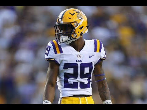 The Next GREAT LSU DB 💯 Greedy Williams Highlights