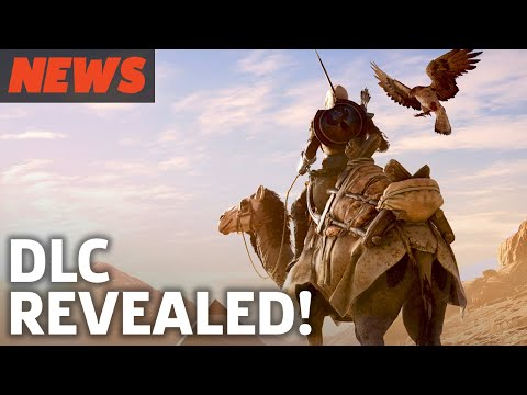 Assassin's Creed Origins DLC Details & SNES Mini Back In Stock - GS News Roundup