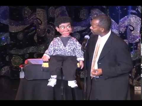 Mike Robinson Ventriloquist