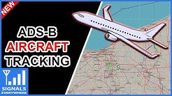 ADS-B Receiver With RTL SDR | Tracking Aircraft In Real-time!