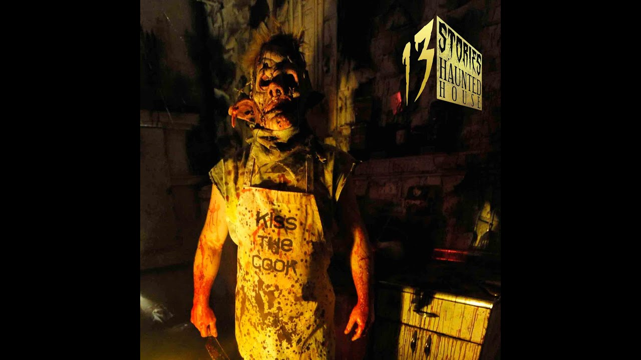 13 Stories Haunted House 2014 Promo Video Long Cut   YouTube
