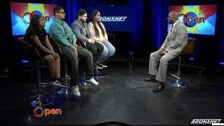 OPEN: Education Through Rap