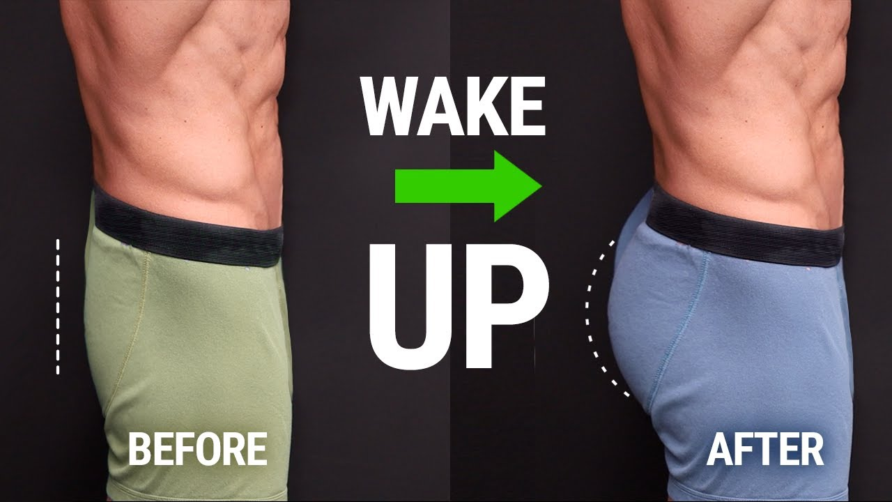 How to WAKE UP Your Glutes (DO THIS EVERY DAY!)
