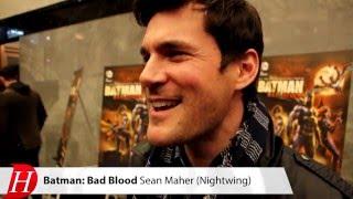 Sean Maher Talks BATMAN: BAD BLOOD