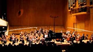 Romuald Twardowski, Koncert fortepianowy nr 1 Część I