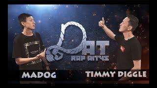 DAT [ Рэп Айтыс ] 2-жұп: MADOG vs Timmy Diggle