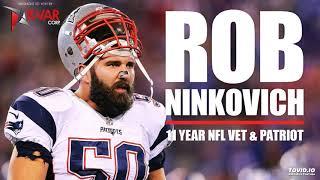 Rob Ninkovich - NE Patriots // John Bartolo Show
