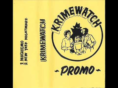 KRIMEWATCH - Promo Tape (2016)