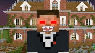 Monster School : HEROBRINE BECAME GHOST VILLAIN EVIL - RIP Minecraft Animation