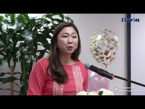 International Women's Day 2018 Forum (Speech) 3/18/2018