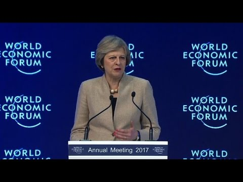 British prime minister vows 'open' UK