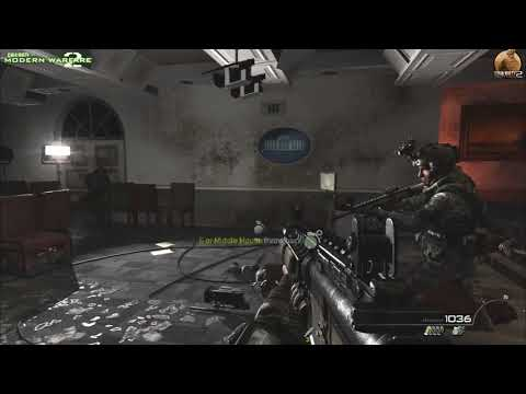 Call of duty modern warfare 2 ACT 3 Mission 14(Whiskey Hotel)