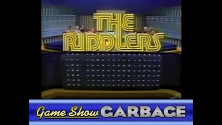 Game Show Garbage - The Riddlers