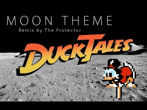 Ducktales - The Moon Theme - Short Remix