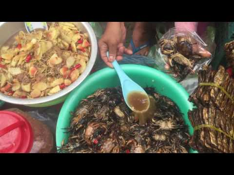 Village Food Factory, Cambodian Street Food, Street Food, Market Food In My Village