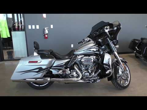 959256   2015 Harley Davidson CVO Street Glide   FLHXSE Used Motorcycles For Sale